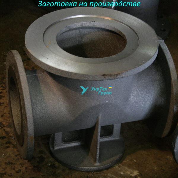 Подставка проходная ППДФ 300-300 чугун (ППФ-300)