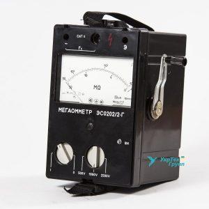 Мегаомметры ЭС0202/2-Г