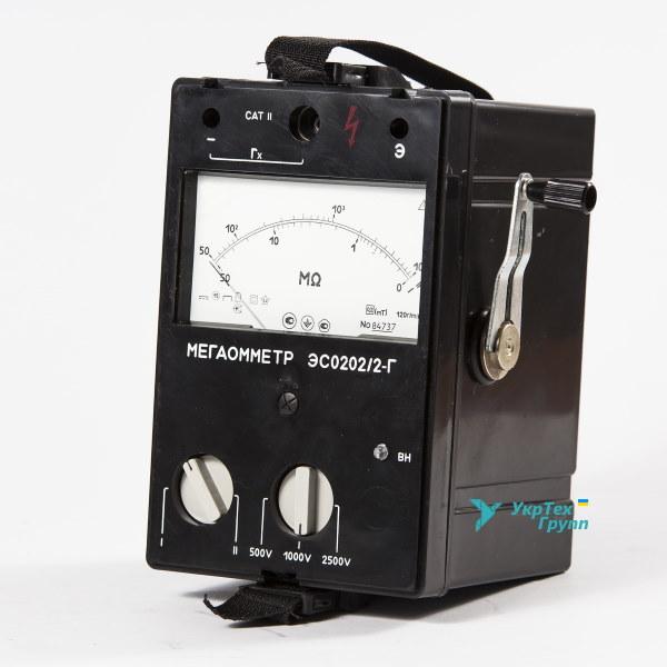Мегаомметр ЭС0202/2Г